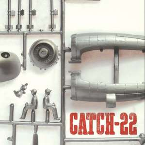 Catch 22 - Joseph Heller. Kindle Ed. Was £9.99 now 99p @ amazon