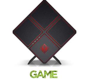 HP Omen X 900-040na Gaming PC  i7-6700K 32 GB Ram Storage: 2 TB HDD & 256 GB SSD Radeon RX-480 £1099.97 - Currys