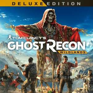 Tom Clancy's Ghost Recon® Wildlands - Deluxe Edition - PS4 -£27.99 @ PSN Store