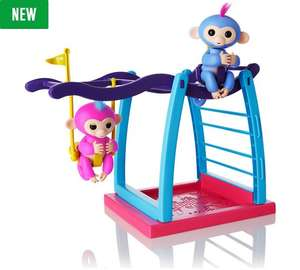 WowWee Fingerlings Playset (2 included) £29.99 @ Argos