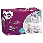 Plum Wooden Kitchen & Wooden Dolls House Role Play Set was £80, then £40 now £20 C+C @ Tesco (Castle / Workbench Set also £20)