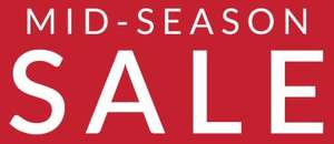 Edit 18/10 - Further Reductions & More Added - Clarks mid season sale has started online - selected lines