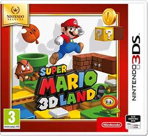 Super Mario 3D Land/Luigi's Mansion 2/Kirby Triple Deluxe - Amazon - £14/£12 with Prime