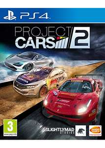 Project Cars 2 (PS4/Xbox One) £33.85 Delivered @ Base