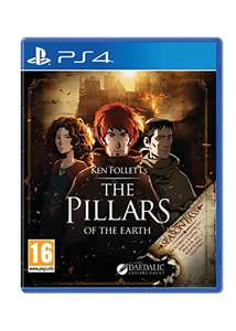 The Pillars of the Earth (PS4/Xbox One) £17.99 Delivered @ Base
