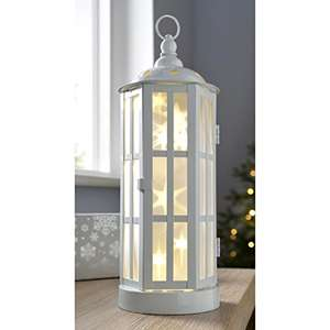 Christmas Lantern with 15-LED Lights £20.47 @ Dispatched from and sold by Amazon