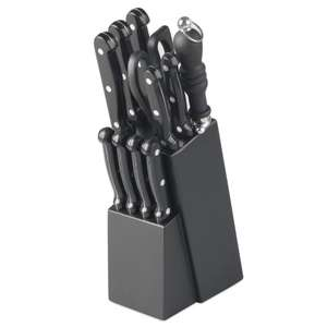 Russell Hobbs Magnus 12 Knife Block Set. Was £8 Now £2 @ B&M Instore deal.
