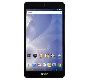 Acer Iconia One B1 780 7 Inch HD 16GB Tablet in Black or White. NOW £49.99 @ ARGOS