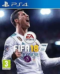 Fifa 18 for PS4 for £41.85 - Simply Games