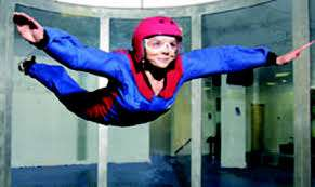 Indoor skydiving save 40% from £27 PP @ iFly World