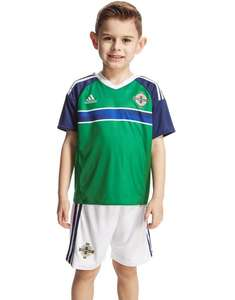 Wales (Home) & Northern Ireland (Home) Kids (2-4) replica Football Shirt 2016 - £5 @ JD Sports (Free C&C)