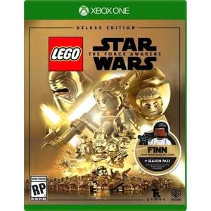 Lego Star Wars The Force Awakens Deluxe Edition (XB1) £19.99 @ ebay via play-uk