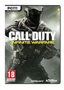 Call of duty infinite warfare (PC) £3.99 @ ebay via play-uk