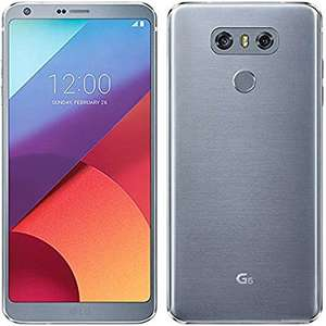 LG G6 Unlocked Mobile Phone in Platinum - A Grade - £260 @ CEX Online