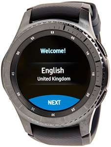 Samsung Gear S3 Frontier £264.99 - Sold by {Hottest Deals 4 Today} - UK - and Fulfilled by Amazon
