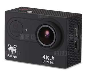 Furibee H9R 4K Ultra HD Action Camera £30.11 Delivered (includes mounts and accessories) @ Gearbest