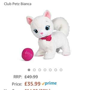 Bianca Cat - Xmas Big Hit - £35.99 @ Amazon