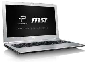 MSI PL62 7RC Gaming Laptop - £649.96 @ eBuyer - deal of the day