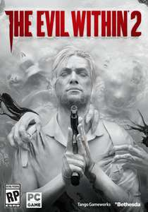 The Evil Within 2 PC STEAM - 23.99 (£22.79p with 5% code) @ CDKeys