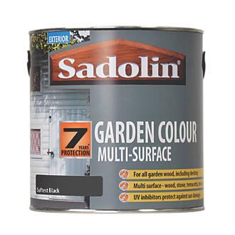 SADOLIN GARDEN COLOUR 7-YEAR WOODSTAIN - £19.59 @ Screwfix