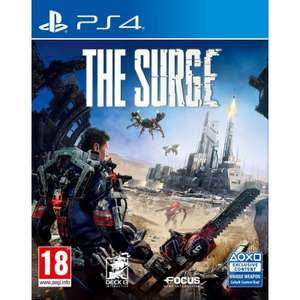 The Surge (PS4) @ the game collection