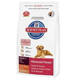 Hill science plan dry dog food £29.99 normally £50.50 @ Zooplus