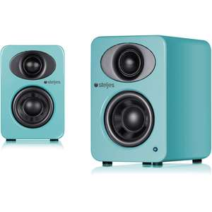 Steljes Audio NS1  Bluetooth Duo Speakers £78.99 (£50 off) @ Iwantoneofthose