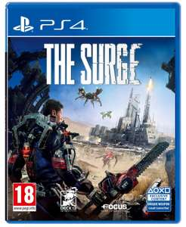 The Surge PS4 £11.95 @ Base