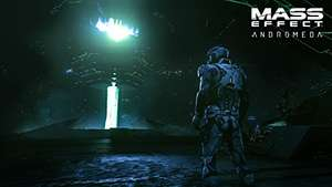 Amazon.co.uk Mass Effect: Andromeda Deluxe edition (US physical version) PS4 £12.27 delivered
