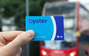Free London travel with Oyster card on 14/15 and 21/22 Oct [Account Specific / Check E-mails]