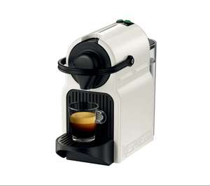 Nespresso Inissia coffee machine with 3yr guarantee IN STORE AND ONLINE £49.99 @ John Lewis