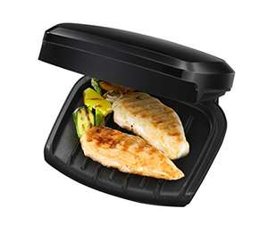 George Foreman Compact 2-Portion Grill 23400 - Black on Amazon prime exclusive and Currys*