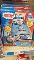 Thomas the Tank Engine single bedding £4.96 / £7.91 delivered @ Toys r us