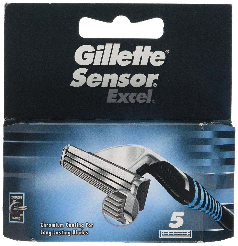Gillette Sensor Excel Blades 5 Pack £3.95 @ Boots