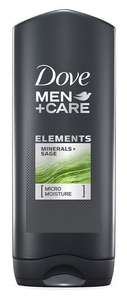 Dove Men + Care Shower Minerals and Sage 250ml NEW* and It's great! - £1.37 @ Superdrug