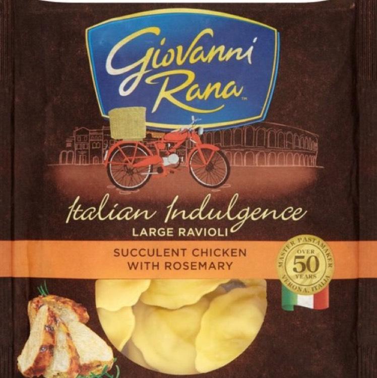 Giovanni Rana Fresh pasta 69p @ Heron Foods
