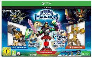 Skylanders Imaginators xbox 360 starter pack £23.50 @ Tesco