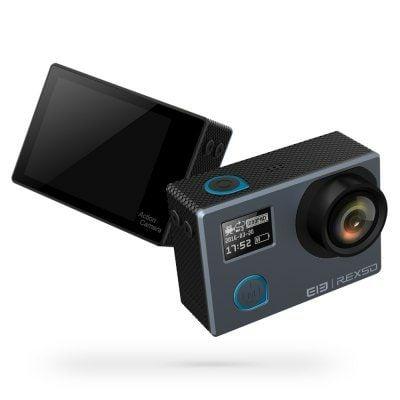 Elephone REXSO Explorer Dual 4K Action Camera - £45.16 @ Gearbest