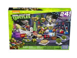TMNT MEGABLOCKS ADVENT CALENDAR - amazon - £12.49 Prime / £16.48 non-Prime (sold by AAA Toys, fulfilled by Amazon)