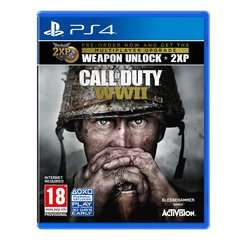 Call of Duty: WWII  save £5 - £42.99 at smyths toys