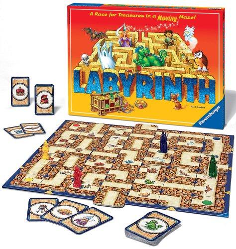 Labyrinth Board Game  Amazon £11.00 (prime) £14.99 (Non Prime)