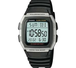 Casio Men's Digital LCD Watch £9.99 Argos
