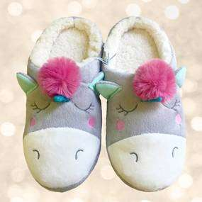 Unicorn Slippers  £7 / Unicorn Hot Water Bottle £6 / Lola the Unicorn Bed Set £8.99 - £9.99 / Unicorn Scarf £5 C&C @ Dunlem