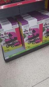 mamas and papas dolls pram - £12 instore @ ASDA (Stockton on Tees)