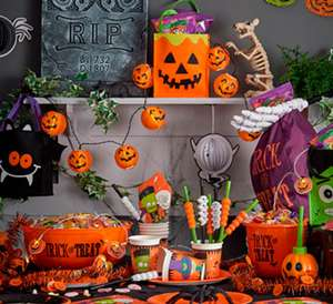 Some really good Halloween offers starting from just £0.15 @ Wilko