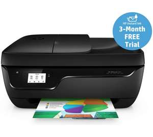 HP OfficeJet 3831 All-in-One Wi-Fi Printer and Fax with 3 months instant ink trial - £29.99 C+C @ Argos (please do not offer / post referrals)