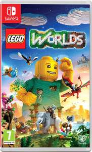 Lego Worlds + 2 Bonus DLCs (Switch) £22.49 Delivered @ Funboxmedia via eBay