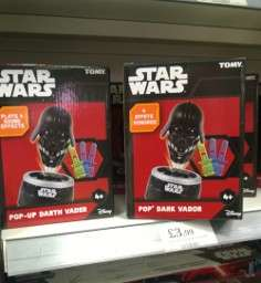 Star Wars Pop Up Darth Vader Game - £3.99 @ Home Bargains