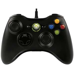 Xbox 360 Wired Controller for £9.99 @ Maplin *Last few in store!*
