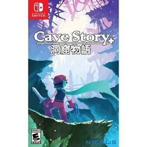 Cave Story+ (Nintendo Switch) £23.39 Using 'HOT10' @ 365games.co.uk
